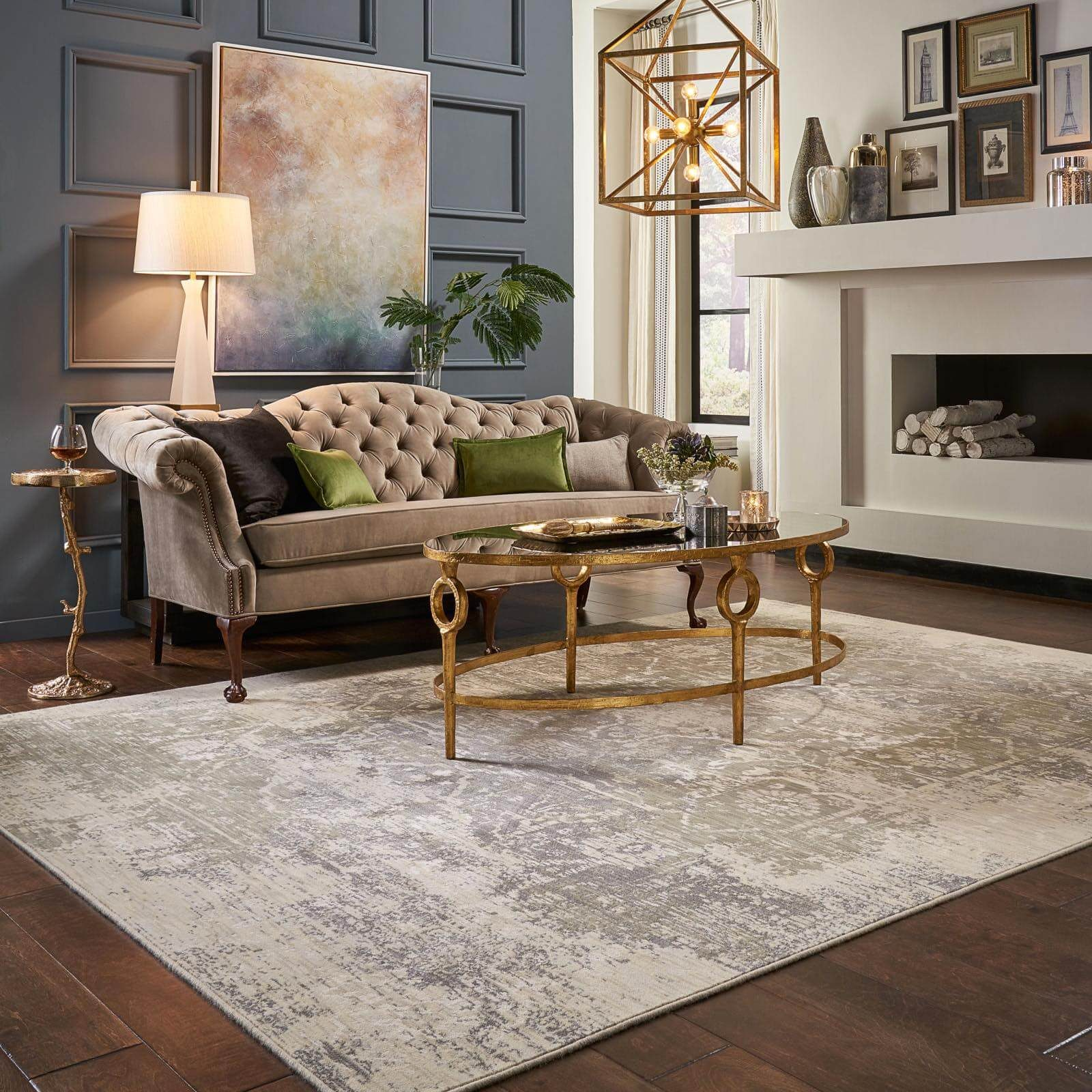 We Have A Huge Selection Of Area Rug Styles Varying From Hand Knotted To Machine Woven Creations In Oakville Toronto Burlington Mississauga North York